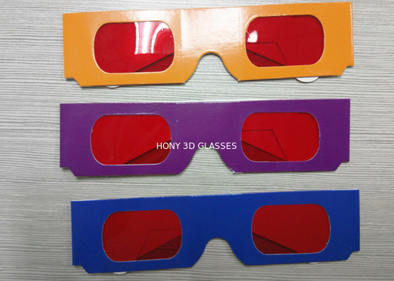 Chiny Decoder Glasses for Sweepstakes and Prize Giveaways - Red / Red dystrybutor