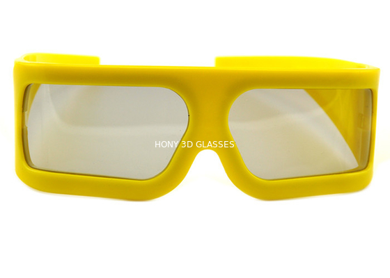 Chiny IMAX Passive Unfoldable Extra Large Lens 3D Glasses Eyewear for Cinema Movie dystrybutor