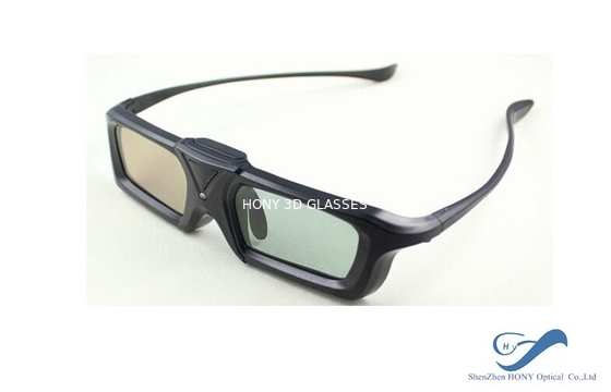 Chiny Fresh Rate 120HZ DLP Link 3D Glasses with Active Shutter Powered dystrybutor